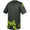 Endura SingleTrack Print LTD Short Sleeve Jersey Men khaki